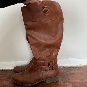American eagle rider style boots